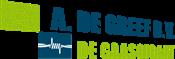 A. de Greef b.v. De Gaasgigant logo